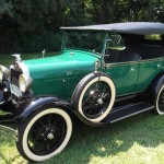 1929 Phaeton