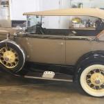 1931 Phaeton