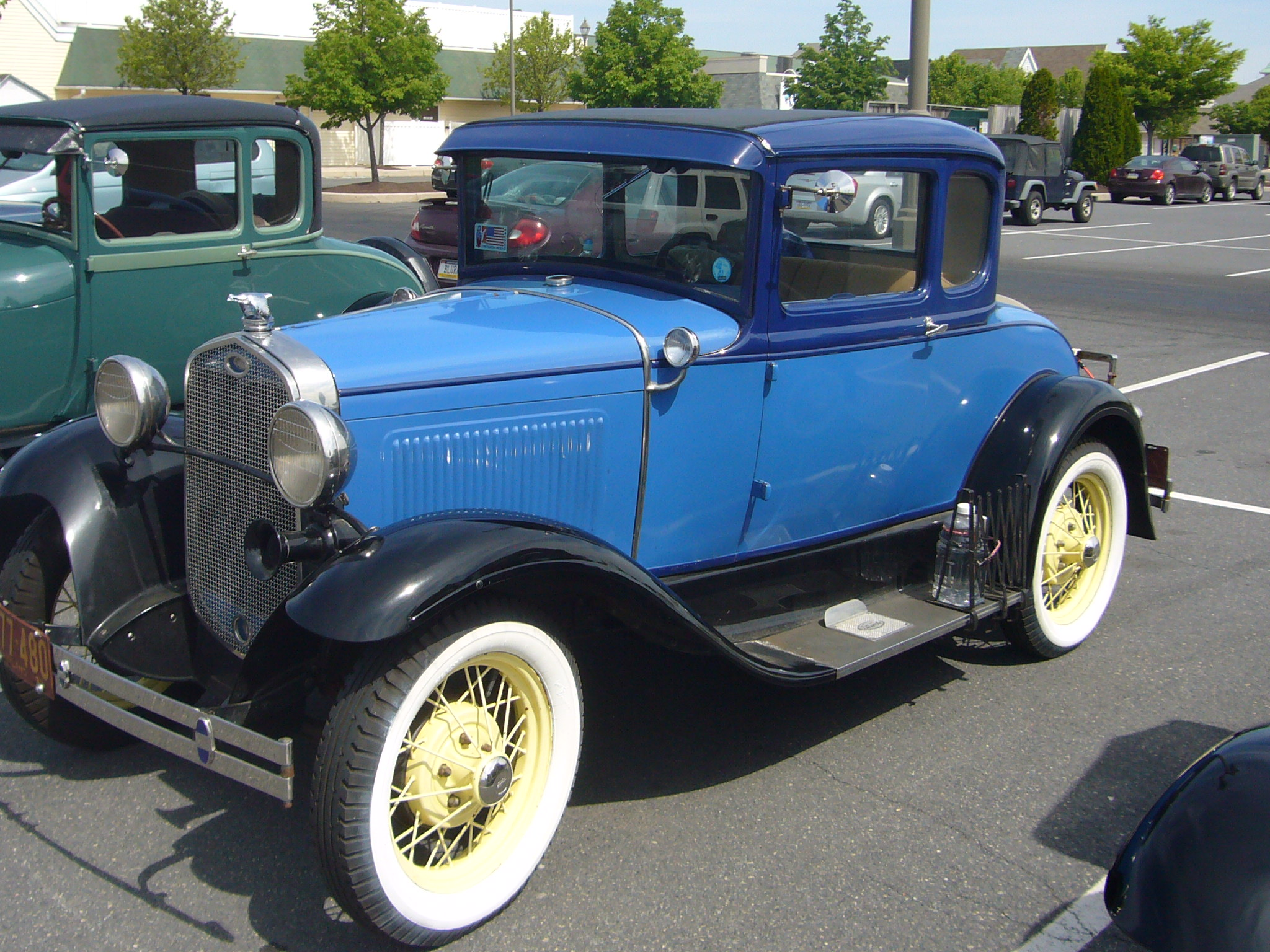coupes greater baltimore model a ford club. Black Bedroom Furniture Sets. Home Design Ideas