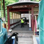 Johnstown Incline Lift Car Loading