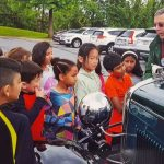 Youth Outreach at Triadelphia Ridge Elementary School