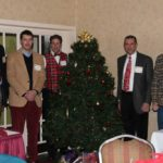 2019 Board Members at the GBMAFC Christmas Party