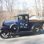 Sewall and Nancy Tyler, 1930 Pickup
