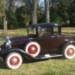 Nancy and Sewall Tyler, 31 Coupe