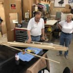 Piano Restoration Shop Photo